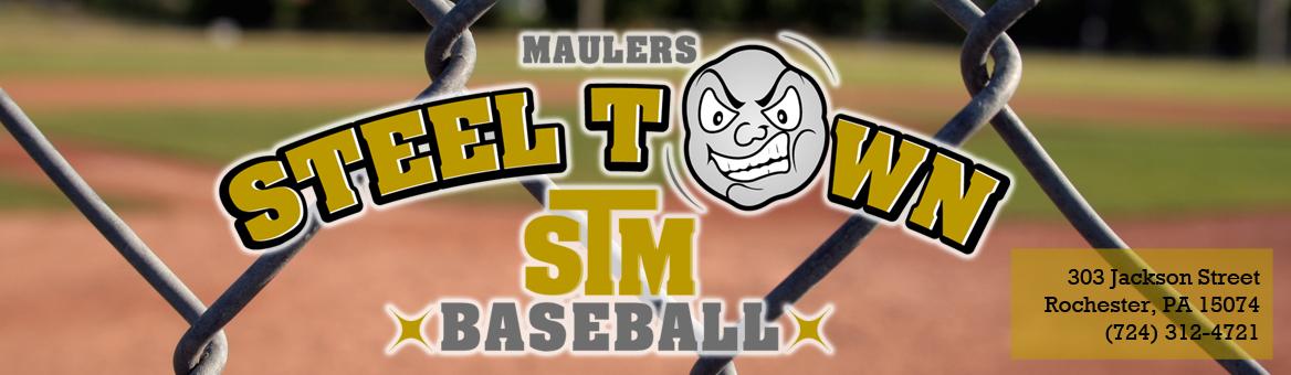 Steel Town Maulers Baseball